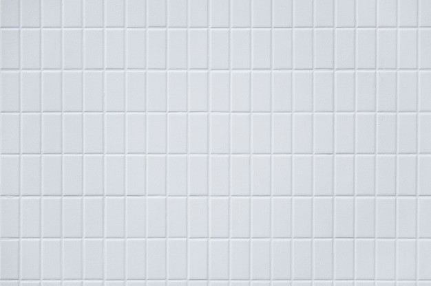 Ladrilhos cerâmicos, textura de parede de tijolo branca
