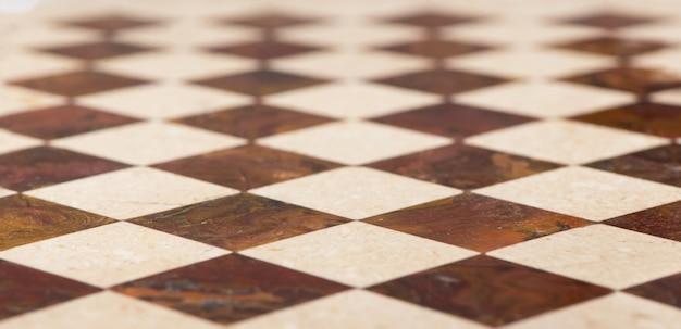 Ladrilhos de mármore escuro e claro - piso, ladrilho, tabuleiro de xadrez