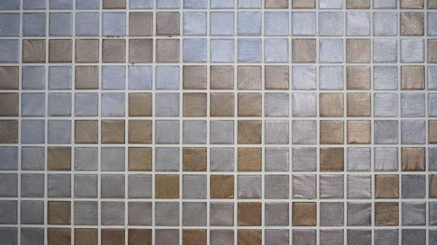 Ladrilhos de superfície brilhantes para plano de fundo ou textura.