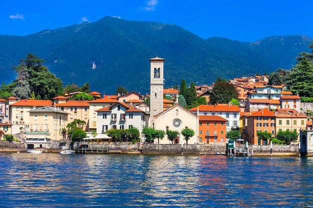 Lago di como panorâmico