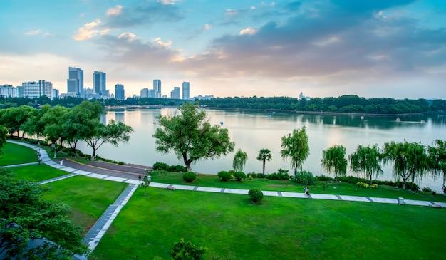 Lago nanjing xuanwu