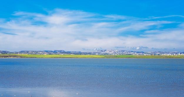 Lago salgado