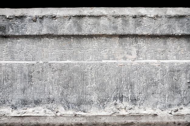 Laje de concreto pré-fabricado para construção