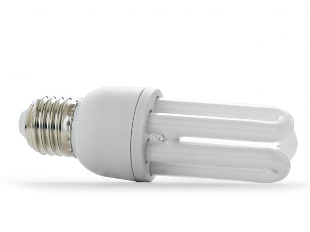 Lâmpada fluorescente de poupança de energia