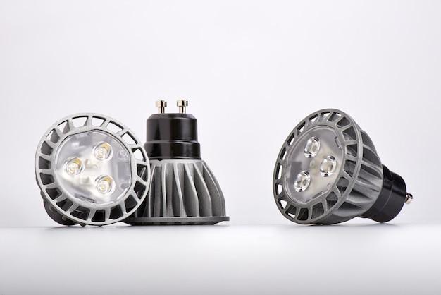 Lâmpada led de poupança de energia