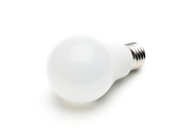 Lâmpada led econômica para iluminação isolada