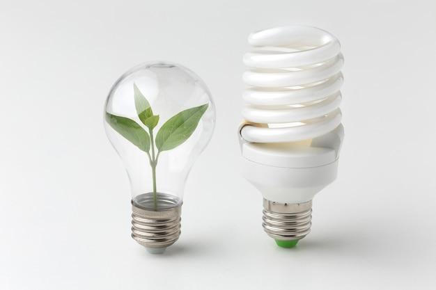 Lâmpadas ecológicas