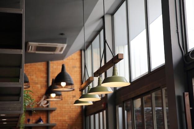 Lâmpadas modernas
