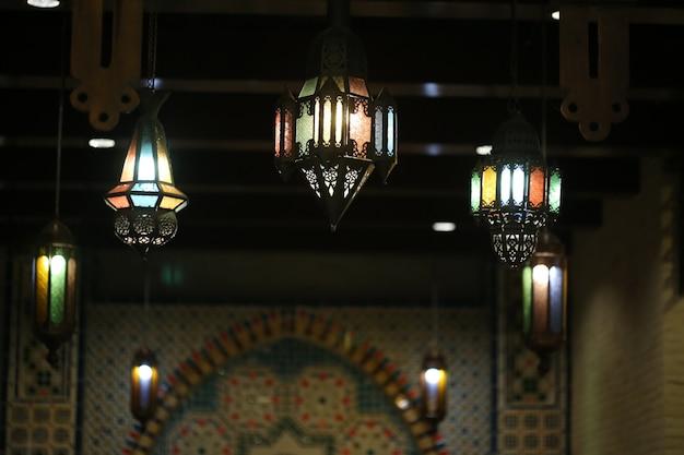 Lanterna árabe