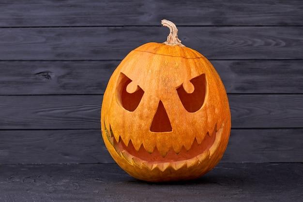 Lanterna de abóbora de halloween jack o.