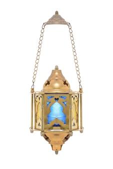Lanterna de ramadã pendurada festiva