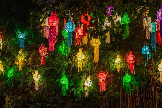 Lanternas loi krathong