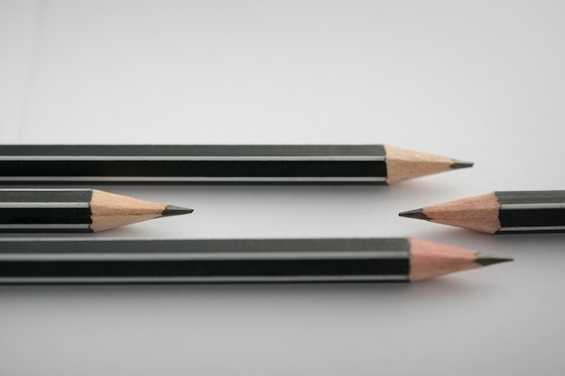Lápis na mesa