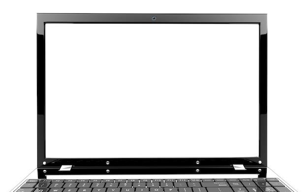 Laptop frontal