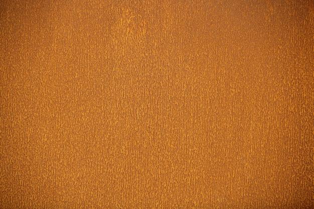Laranja de fundo de textura de ferro enferrujado envelhecido