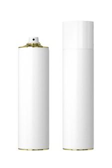 Latas de spray de ar