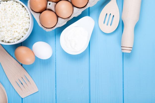 Laticínios e ovos