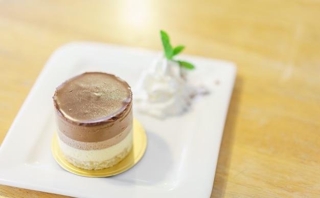Lava bolo de chocolate