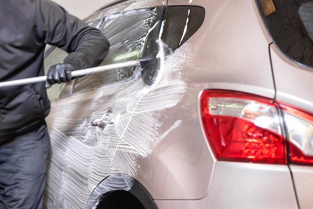Lavagem de carro profissional