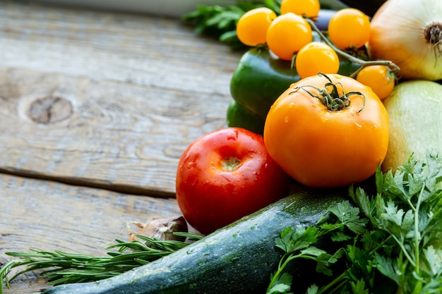 Legumes maduros. conjunto de vegetarianos. alimentos saudáveis