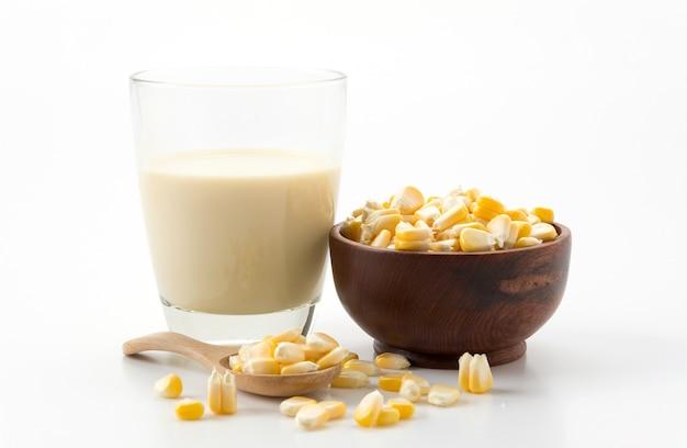 Leite de milho