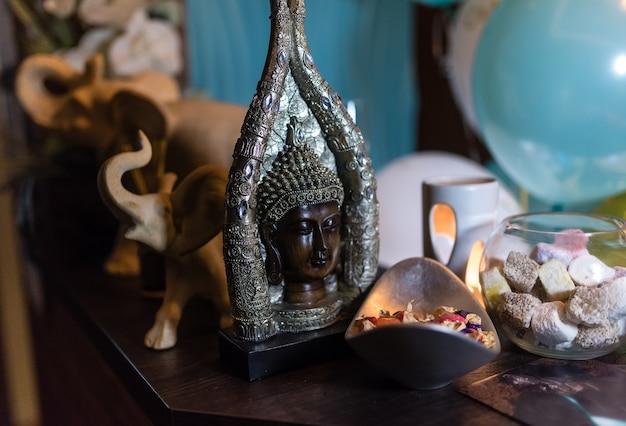Lembranças de salão de massagens tailandesas