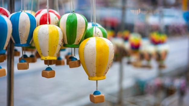 Lembranças turcas de balão