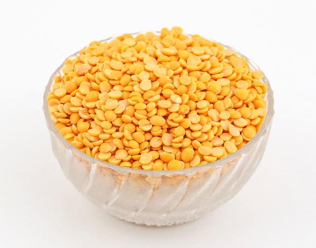Lentilha amarela