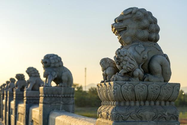 Leões da cidade proibida