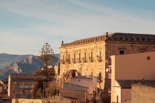 Leonforte, sicília