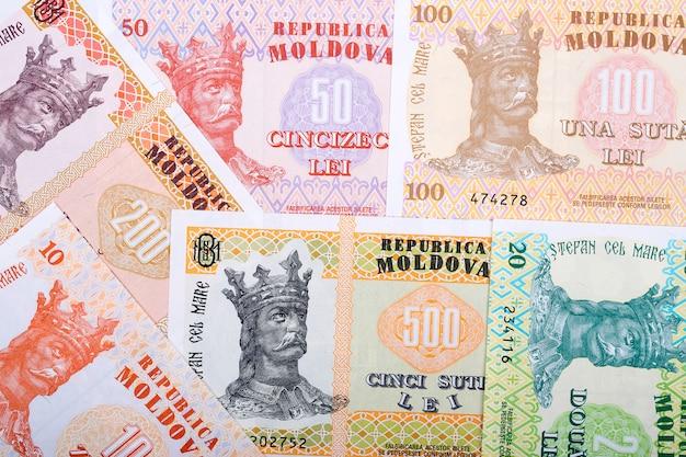 Leu da moldávia, um fundo de negócios
