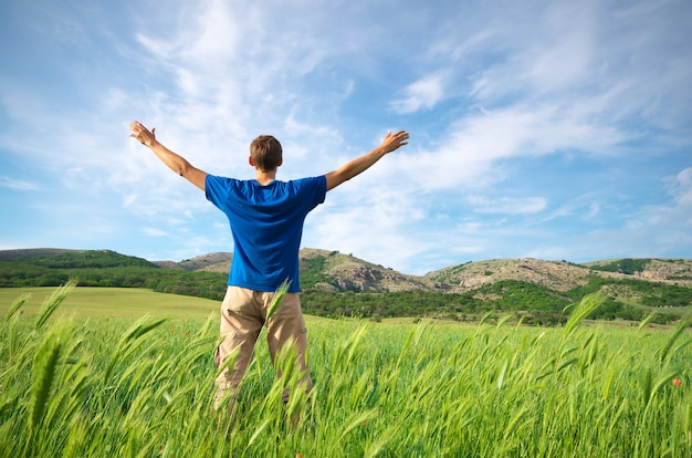 Liberdade feliz