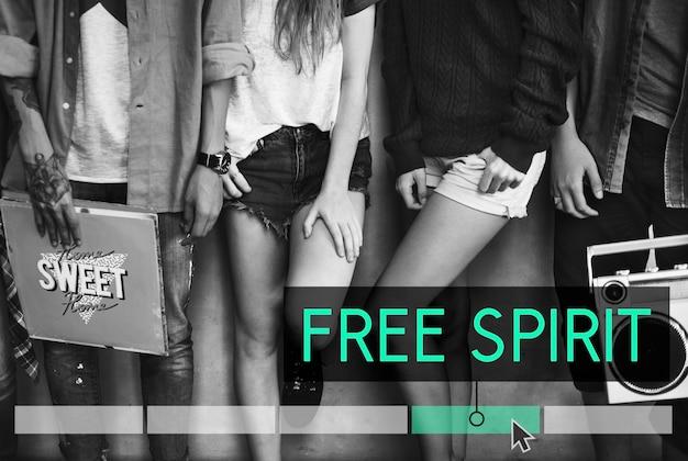 Liberty cool free spirit recreação interessado