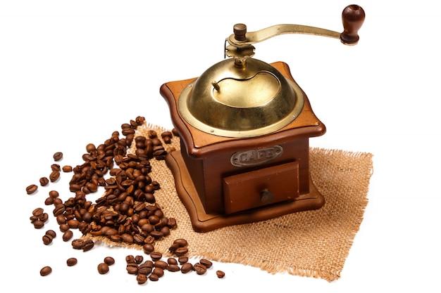 Lidar com moinho de café