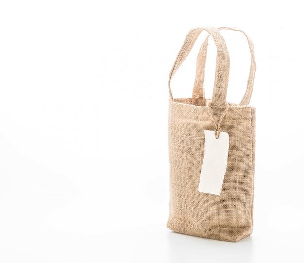 Lidar com saco de saco
