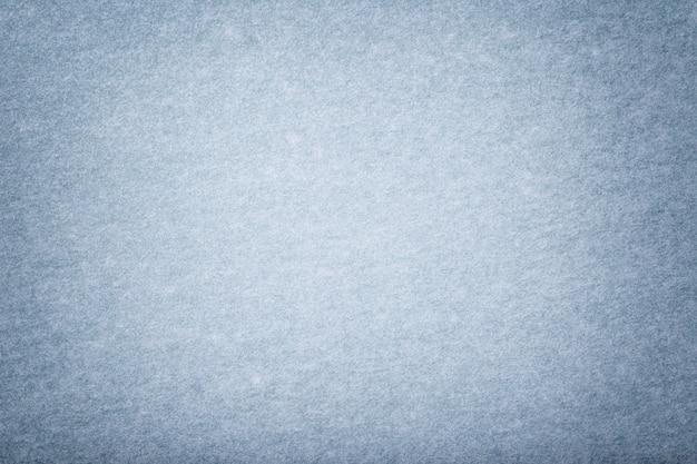 Light blue matt camede fabric textura de veludo de feltro,