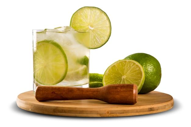 Limão fruta caipirinha do brasil