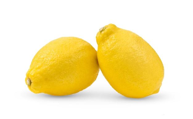 Limão isolado