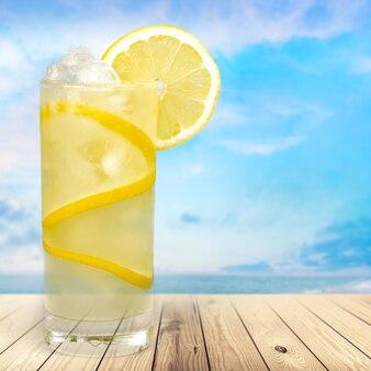 Limonada gelada