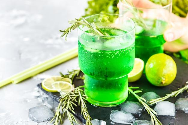 Limonada verde