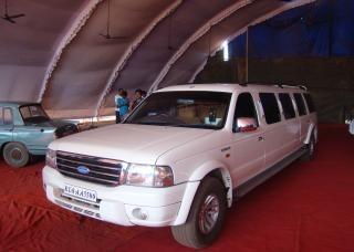 Limousine de luxo ford