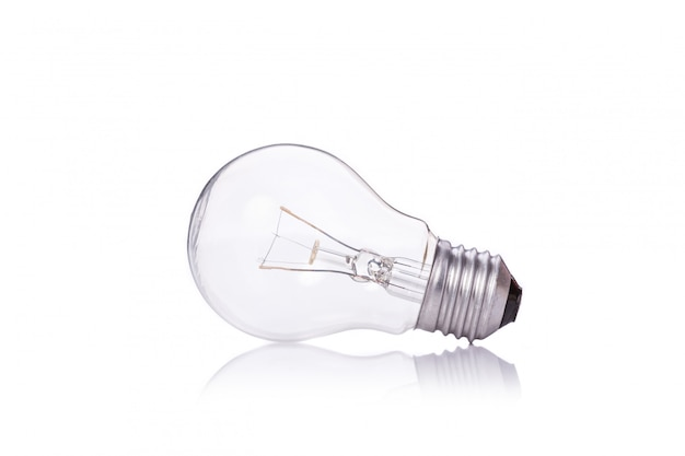 Limpar as lâmpadas domésticas.