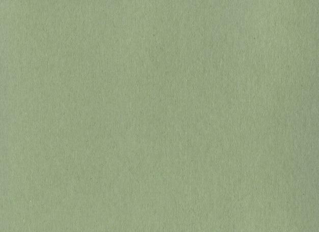 Limpe a textura da superfície do papel kraft verde
