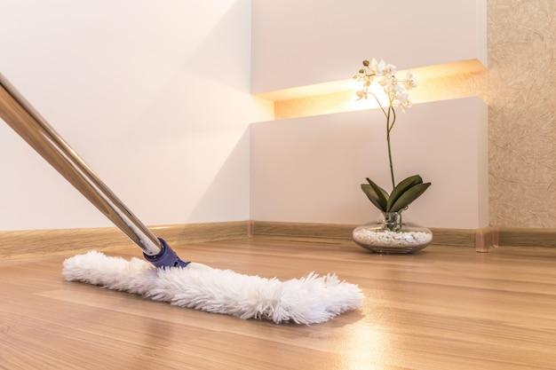 Limpeza em casa