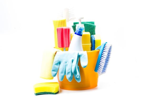 Limpeza, equipamento de limpeza