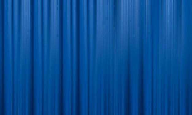 Linda cortina roxa em estilo clássico. isolado.