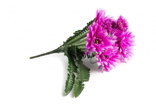 Linda flor artificial