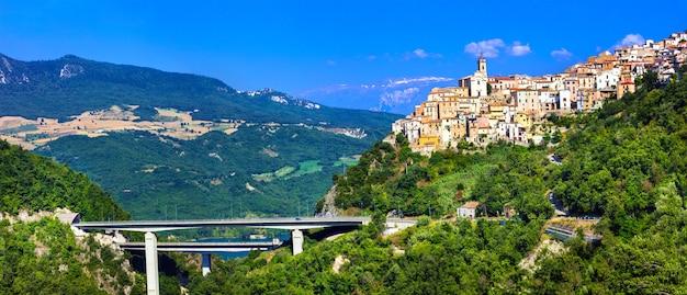 Lindas aldeias da itália
