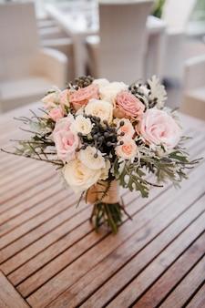 Lindo bouquet de noiva. floricultura casamento