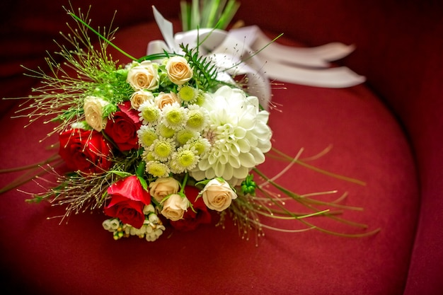 Lindo bouquet de noiva
